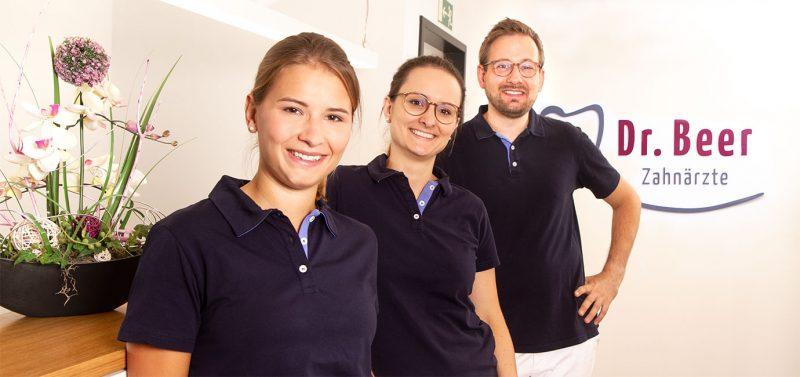 Zahnärzte Deggendorf: Dr. Christoph Beer, Patricia Moser, Katja Köhr