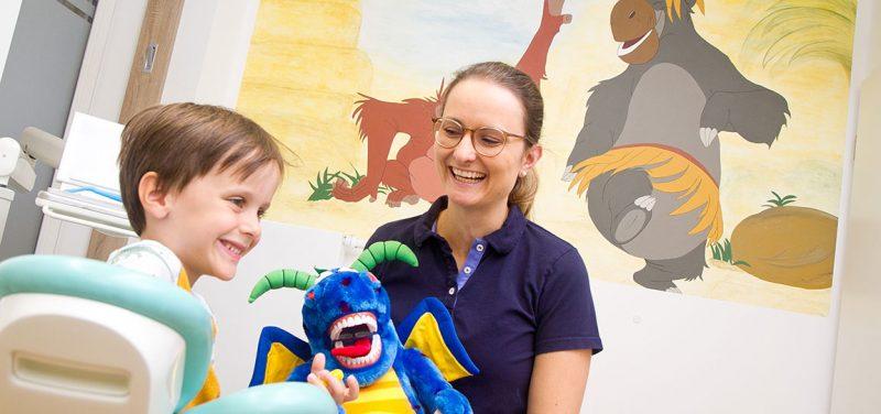 Kinderzahnarzt Kinderzahnheilkunde Deggendorf