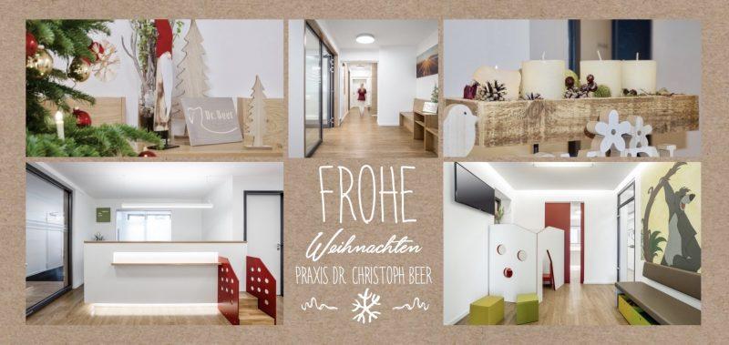Zahnarztpraxis Beer Deggendorf Frohe Weihnachten
