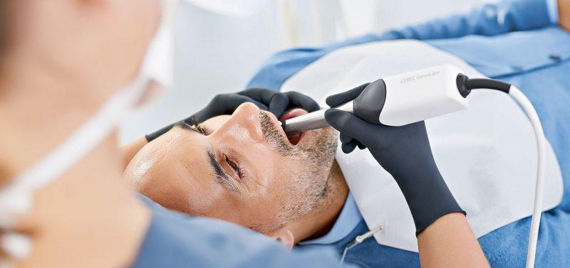Cerec Implantologie Zahnersatz ohne Abdruck Deggendorf